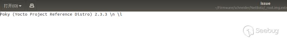 Schnelder - NetBotz Firmware 固件分析