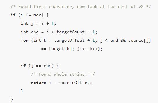 【码点儿】给定两个字符串,使用第二个字符串去分割第一个,实现String中的split()方法的功能。要求不...
