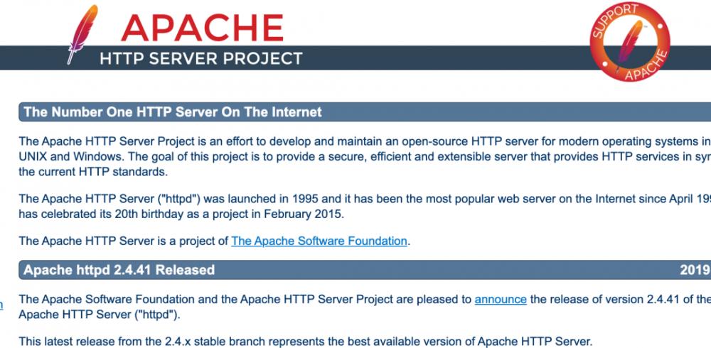 服务器软件大盘点