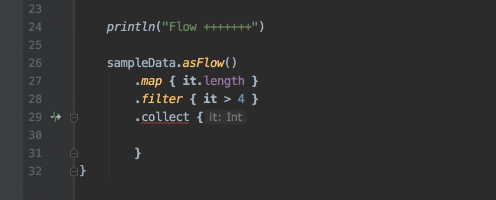 【译】kotlin 协程 Flow:给 RxJava 使用者的介绍