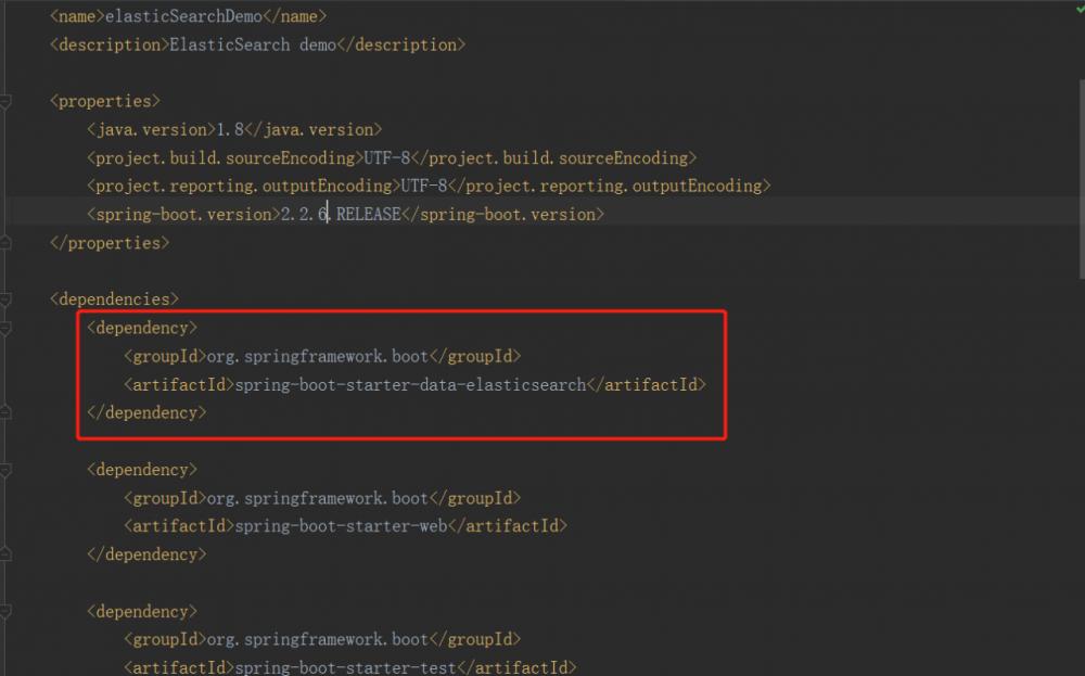 [ElasticSearch从入门到场景实战]spring boot集成spring data elasticsearch操作elasticsearch