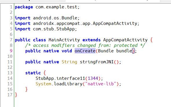 某App加固保免费版分析
