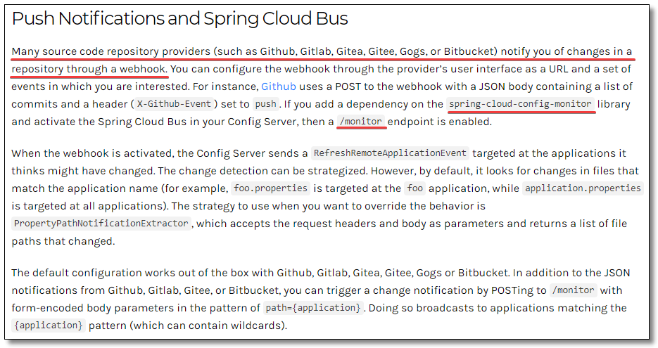 Spring Cloud 系列之 Config 配置中心(二)