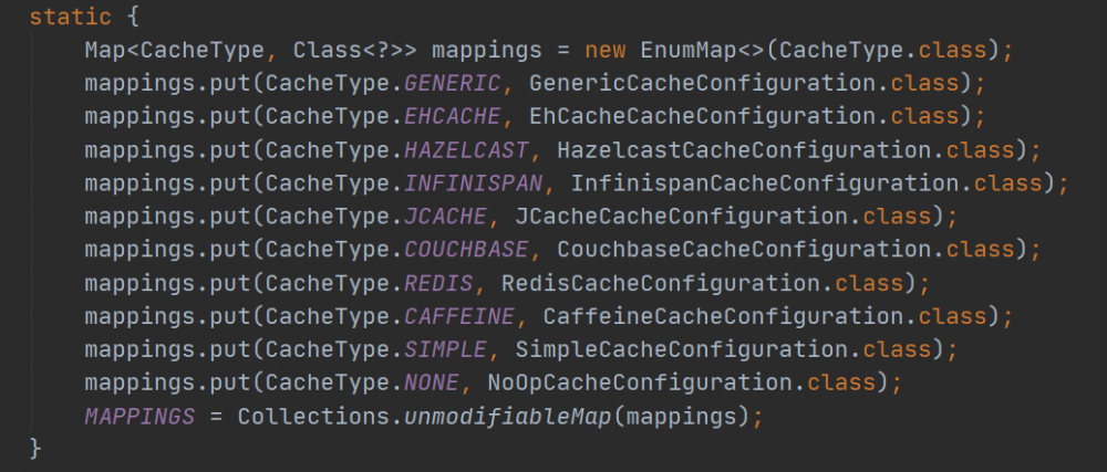 Spring Cache的基本使用与分析