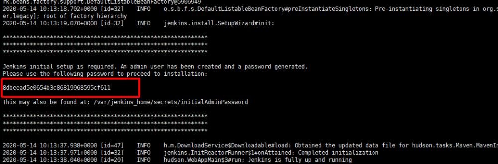 CI与CD之Docker上安装Jenkins