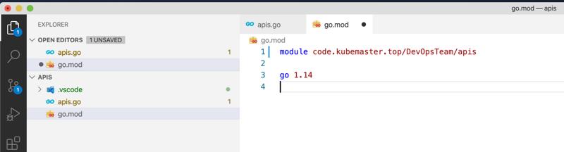 分享使用Go案例开发到持续集成整个过程