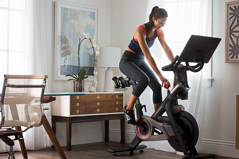 家庭健身设备这么智能,还要私教干嘛?