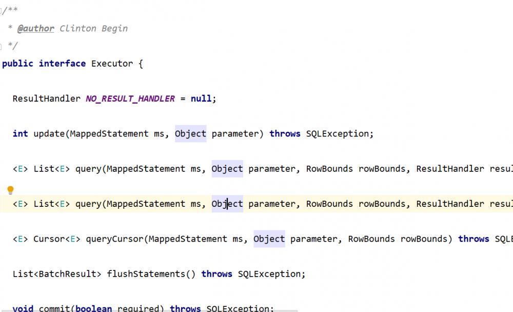 面试官口中的Mybatis,工作流程、架构分层与模块划分以及缓存机制