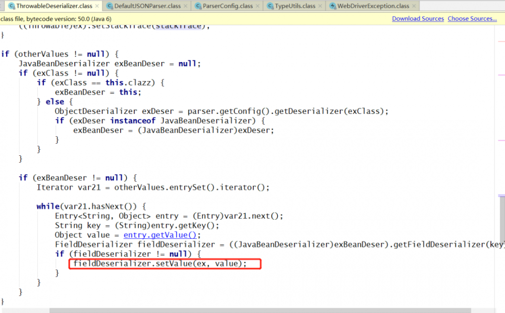 fastjson 1.2.68 最新版本有限制 autotype bypass