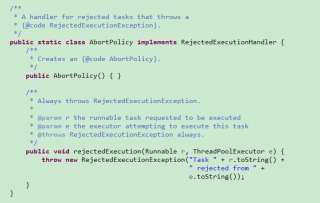 线程池全面案例解析,java高级必学应用