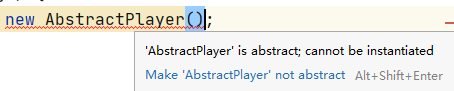 小白,你要的Java抽象类,操碎了心!