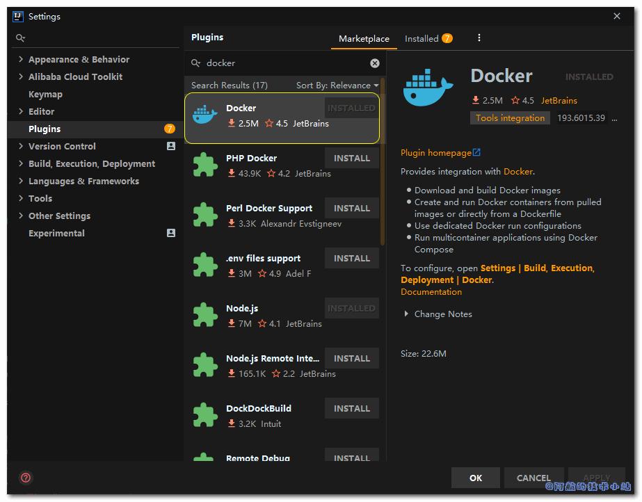 IDEA 一键部署 SpringBoot 项目到远程服务器 Docker 内