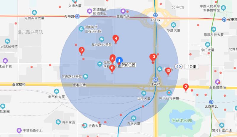 Spring Boot 2 实战:利用Redis的Geo功能实现查找附近的位置