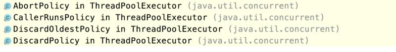 Java线程池