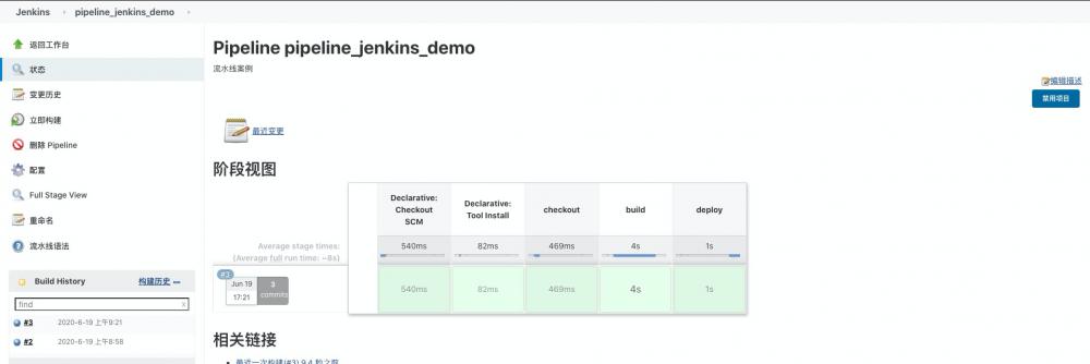 从0搭建属于自己的Jenkins持续集成平台