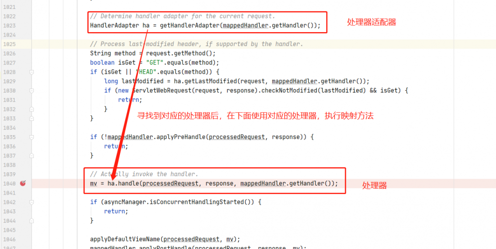 当一个http请求来临时,SpringMVC究竟偷偷帮你做了什么?SpringMVC处理器适配器与处理器篇章