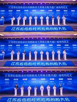 江苏省信息技术应用创新大会顺利举行
