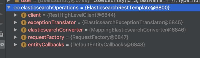 spring data操作ES简直不能再香