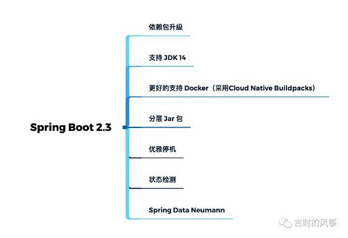 跟我极速尝鲜 Spring Boot 2.3