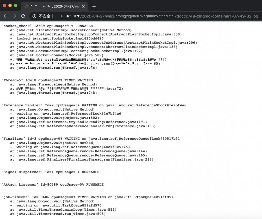 利用Grafana和Arthas自动抓取异常Java进程的线程堆栈