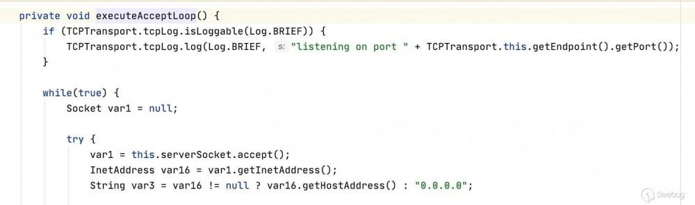 Java 安全-RMI-学习总结