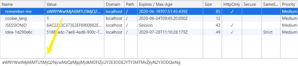 (七) SpringBoot起飞之路-整合SpringSecurity(Mybatis、JDBC、内存)