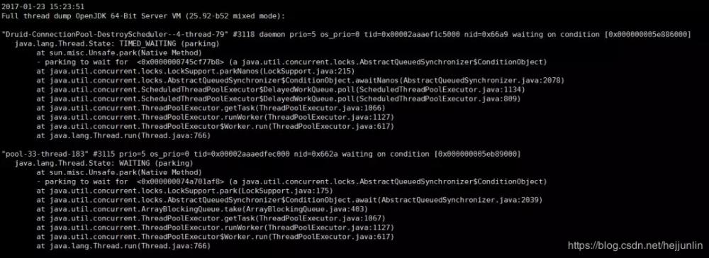 阿里内部员工,排查Java问题常用的工具单
