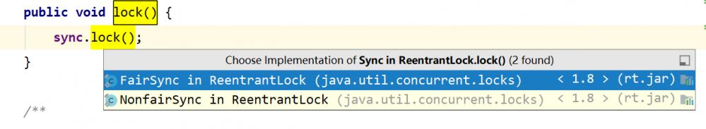 JAVA并发编程关于锁的那些事,ReentantLock的底层设计深入浅出