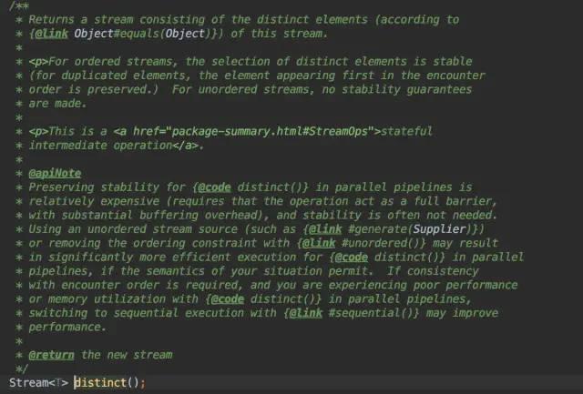 玩转Java8中的 Stream 之从零认识 Stream