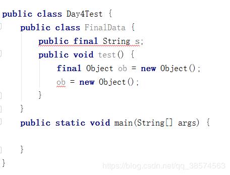 去年去阿里面试,面试官居然问我Java类和对象,我是这样回答的!