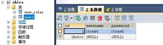 中高级程序员必看shiro框架应用