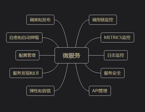 .NET Core微服务开发选项