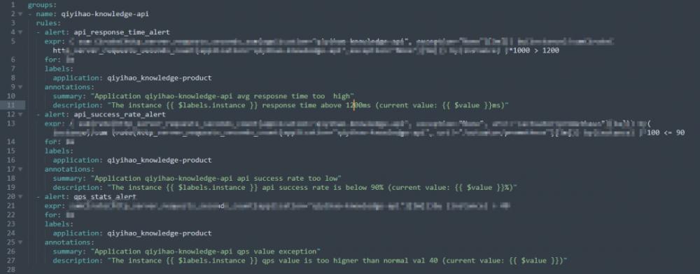 爱奇艺号基于Prometheus的微服务应用监控实践