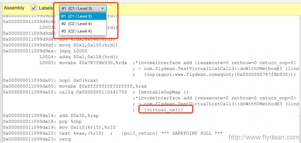 JVM系列之:JIT中的Virtual Call接口