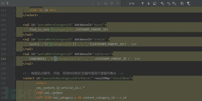 Mybatis框架SQL防注入指南