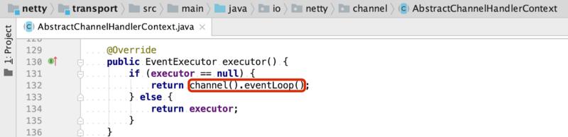 Netty源码阅读之如何将TCP的读写操作和指定线程绑定