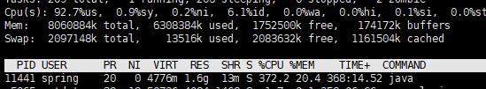 体验了一把线上CPU100%及应用OOM的排查和解决过程