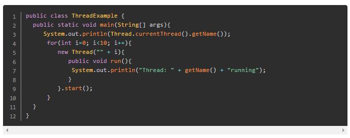 啃碎并发(一):Java线程总述与概念