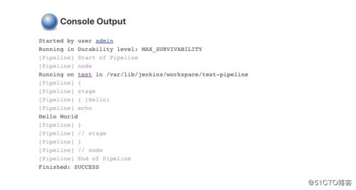 新Jenkins实践- 第3章 为Jenkins添加静态agent节点