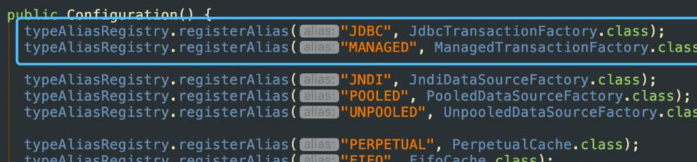 Mybatis源码(二)---parseConfiguration读取XML文件