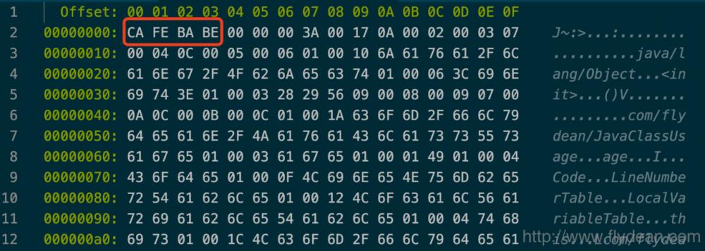 JVM详解之:java class文件的密码本