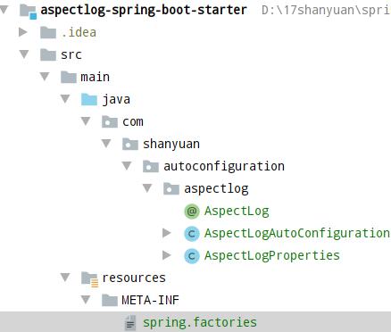 仅需四步,写一个springboot starter