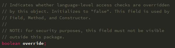 Java中的反射
