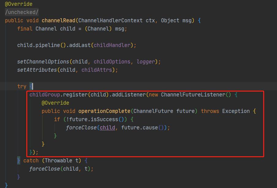 netty极简教程(六):Netty是如何屏蔽ServerSocketChannel启动的