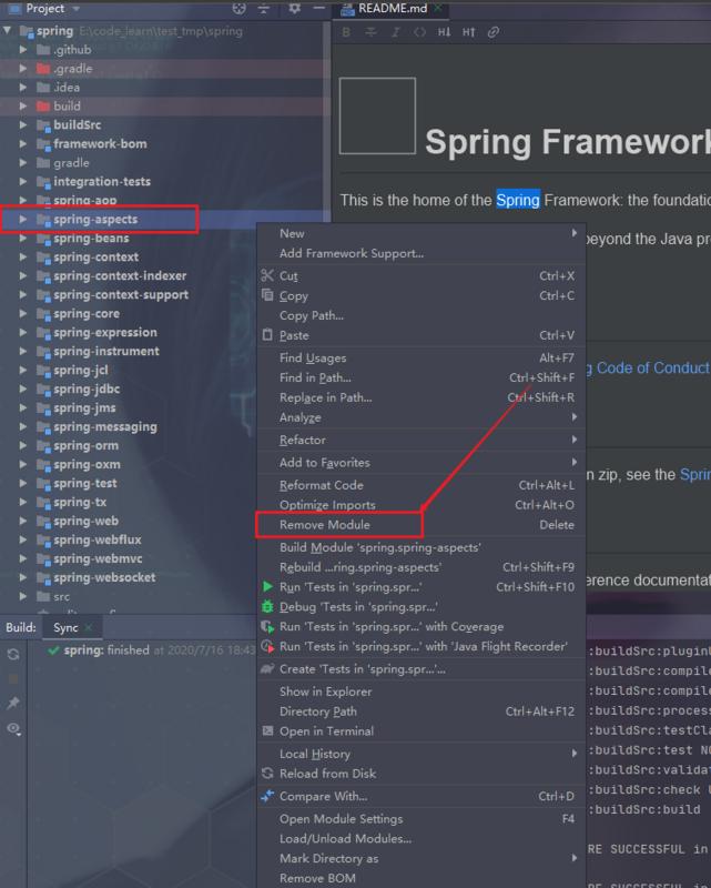 win10环境下使用IDEA编译Spring5源码---笔记---已经成功编译多次