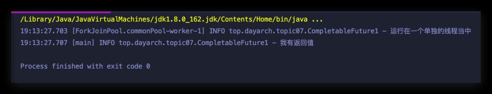 java8 CompletableFuture 使用详解