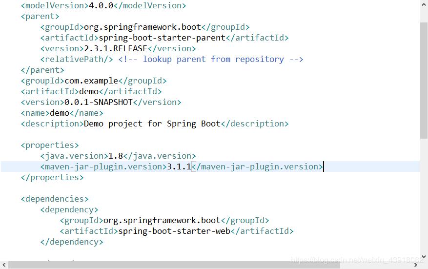 快速入门Spring Boot之初识Spring Boot
