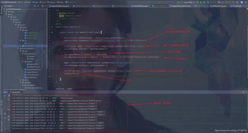 从零写一个具有IOC-AOP-MVC功能的框架---学习笔记---08.框架的AOP功能测试