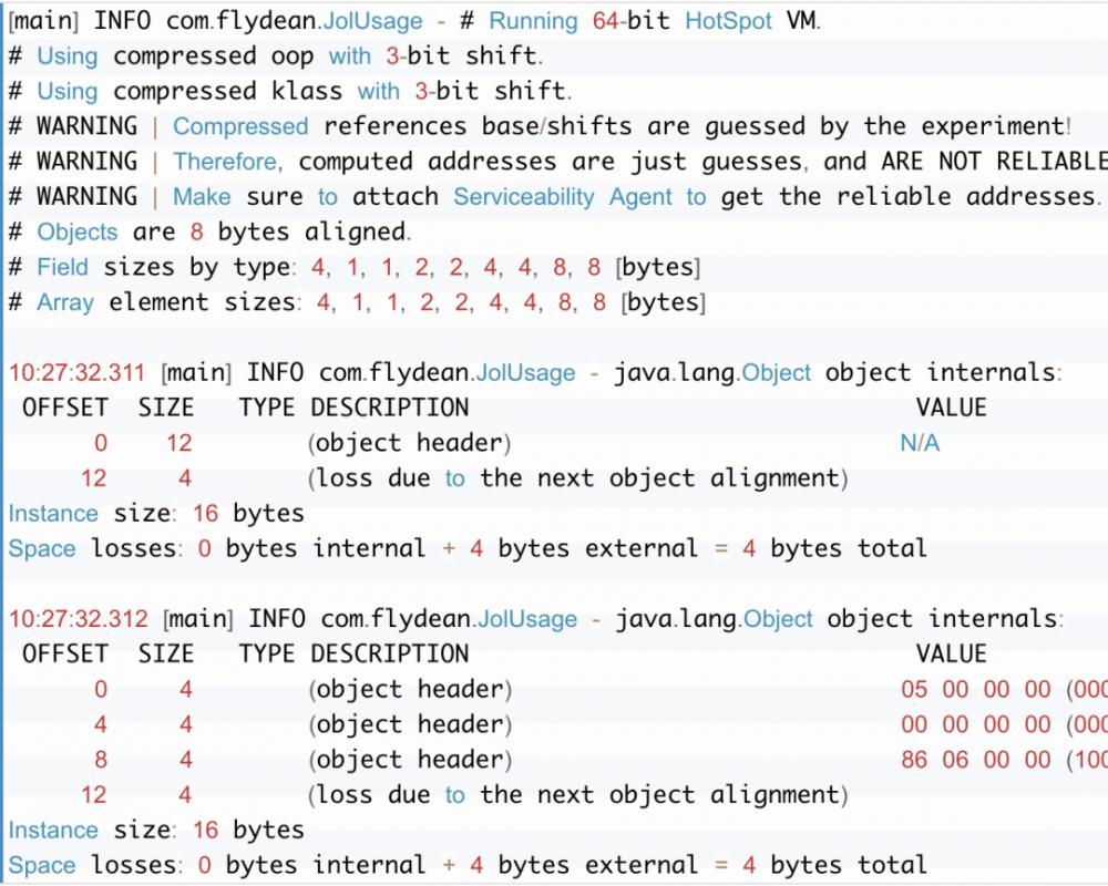 JVM系列之:详解java object对象在heap中的结构 原 荐