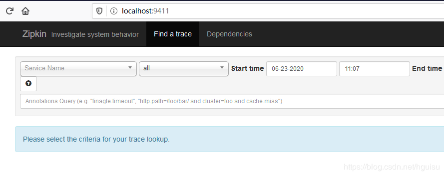 架构设计(12) --分布式链路跟踪:Zipkin实践